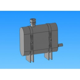 Oil tank small Lama 1:4