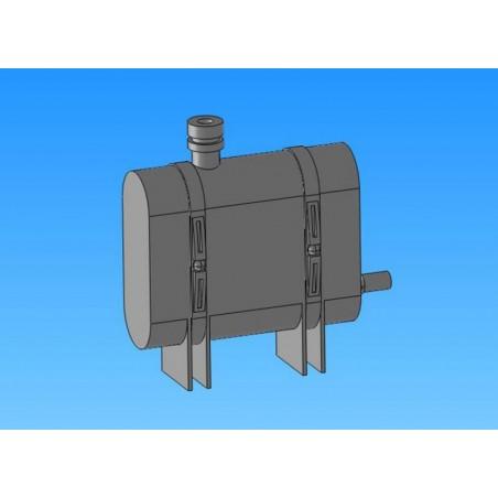Oil tank small Lama 1:4