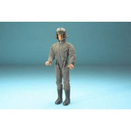 Pilot's overall grey 1:7