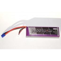 Bateria de 2S Lipo 3800 mAh