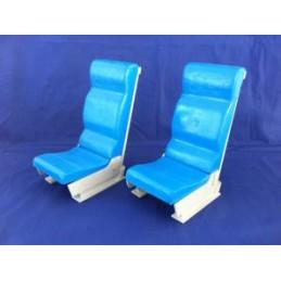 Pilot's seats Bell...