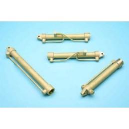 Set de 4 cilindros hidraulicos