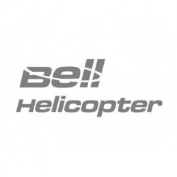Schriftzug Bell Helicopter