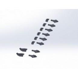 Türscharniere Gazelle x8 1:5