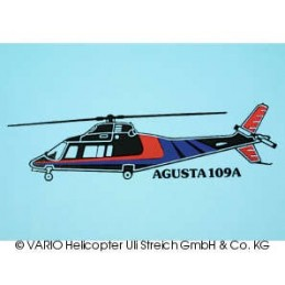 Autoaufkleber Agusta...