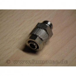 Conexion de tubo, 8 mm,...