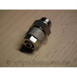 Conexion de tubo, 6mm,...