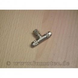 Conexion en T, 4 mm