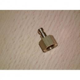 Conector de manometro 1/8''
