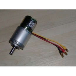 Motor brushless 1:100