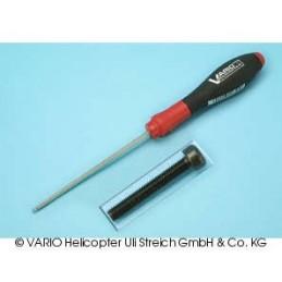 Allen key screwdriver M 3