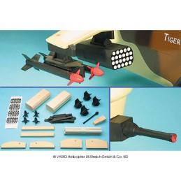 Sistema de armas con cañón...