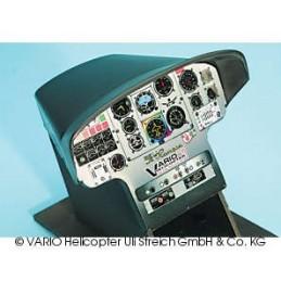 Cockpit panel Jet & Long...