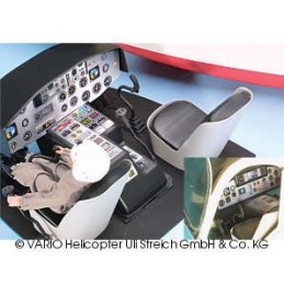 Cockpit MD 900 Explorer