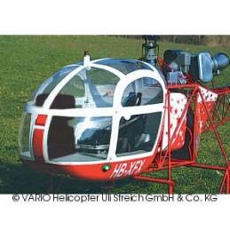 Cabina para Lama, VR-22...