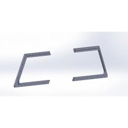 Guía de disco x2 1: 4