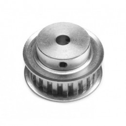 Toothed belt pulley 20...