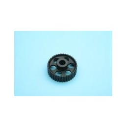 Pulley Alu 12 mm, 37 tooth XL