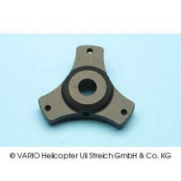 Toothed belt pulley hub,...