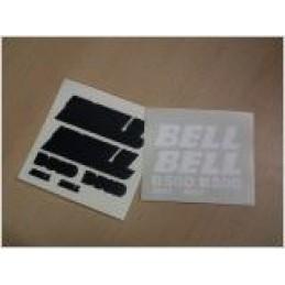 Set de pegatinas Bell B50D