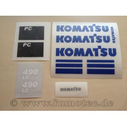 Juego de pegatinas PC490-10