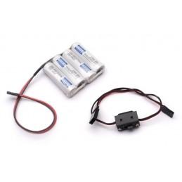 Interruptor de BT y batería...