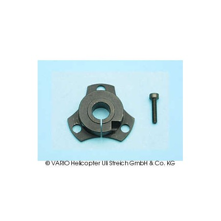 Annular clamp ring / speed sensor