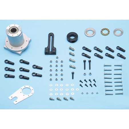 Dome fittings set BK 117 and Bell 430