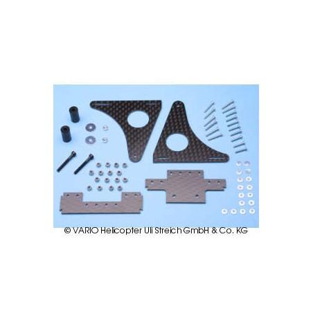 Soporte servos para mecanica Benzim