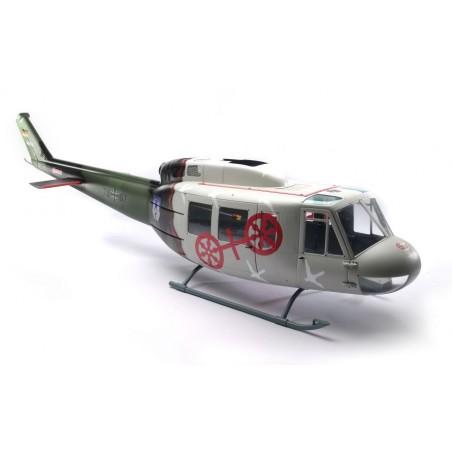 Bell 205 UH-1D - Montado