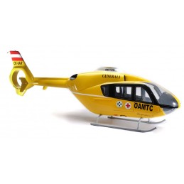 EC 135 for X-treme Electric...