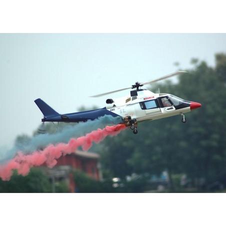 Kit de Fuselaje Agusta para mecanica electrica / Benzin