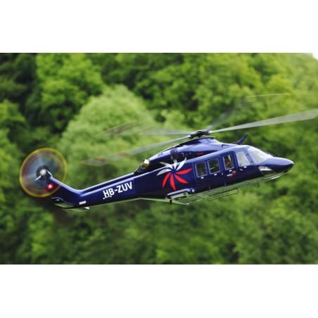 Agusta AW139 1:7 - Fuselage kit