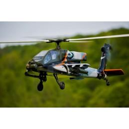 AH-64 Apache 1:7 - Fuselage...