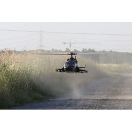 AIRWOLF kit de fuselaje...