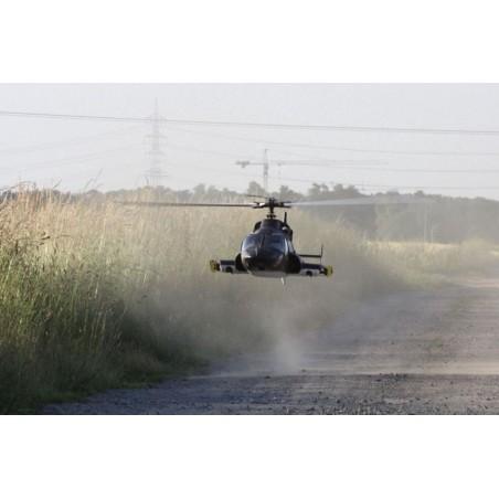 Kit de Fuselaje AIRWOLF para electrica /JetCat PHT3-L / Jakadofsky Pro 5000