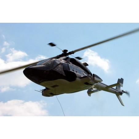 Kit de Fuselaje AIRWOLF  para mecanica electrica