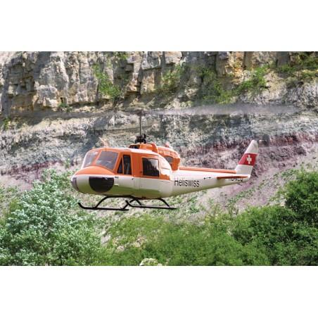 Kit de Fuselaje Bell 204 UH-1Bpara mecanica electrica y gasolina