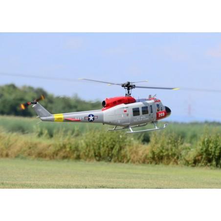 Bell 205 UH-1D 1:6 - Fuselage kit