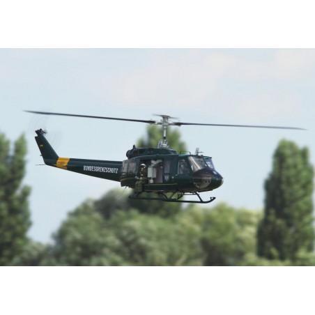Bell 205 UH-1D 1:7 - Fuselage kit