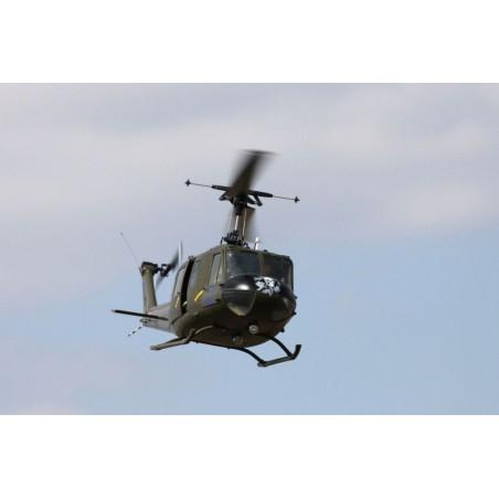 Kit de Fuselaje Bell 205 UH-1D para Electric / para mecanica electrica (montado)