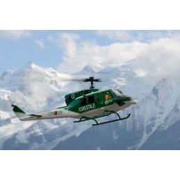 Bell 212 1:6 - Fuselage kit