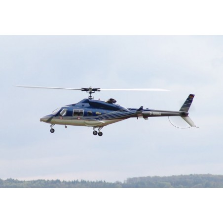 Kit de Fuselaje Bell 230 para electric / PHT3-L / Jakadofsky
