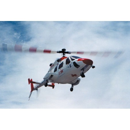 Kit de Fuselaje Bell 230 para mecanica electrica y gasolina