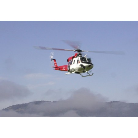 Kit de Fuselaje Bell 412 para Electric / PHT3-3