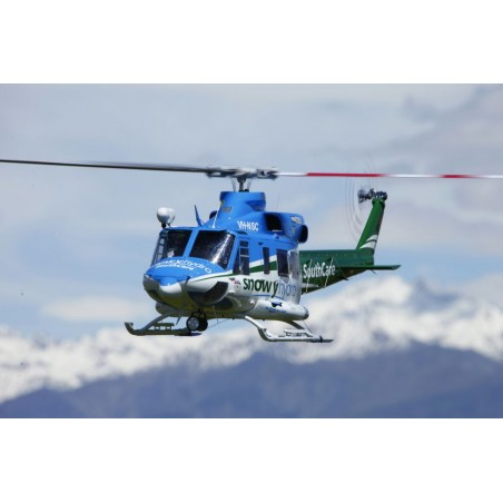 Kit de Fuselaje Bell 412 para mecanica electrica y gasolina