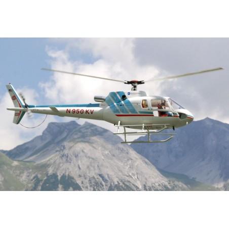 Ecureuil AS 350 1:4 - Fuselage kit