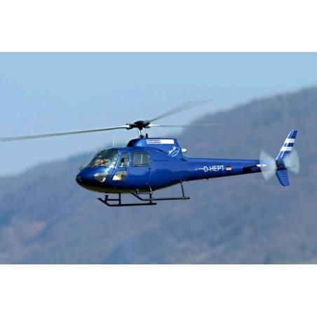 Kit de Fuselaje Ecureuil para mecanica electrica/ Benzin / Skyfox