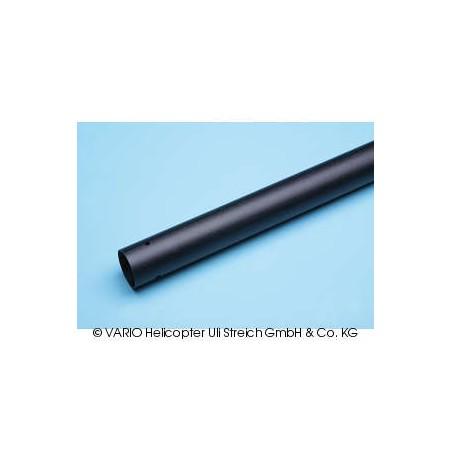 Tubo de cola de  31 x 1300 mm, negro