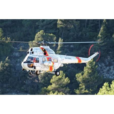 Kit de Fuselaje Mil Mi-2 para SPH5 t